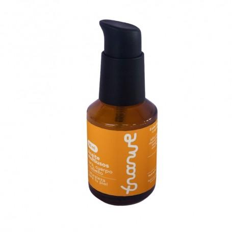 Aceite mutiusos rostro, cuerpo y cabello 30 ml
