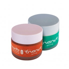 Kit termal crema facial y mascarilla 50 ml